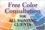 Free Color Consultations for Interior Painting